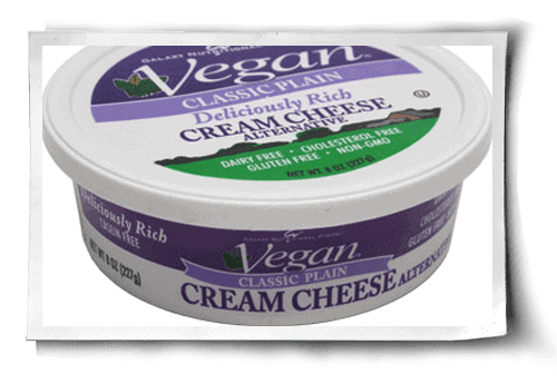 Post image for Vegan Cream Cheese ~ Galaxy Nutritional Foods