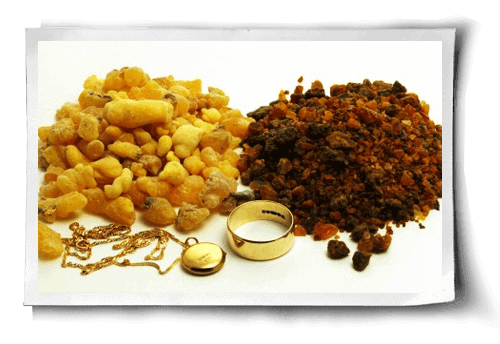 Magical and medicinal frankincense and myrrh post image